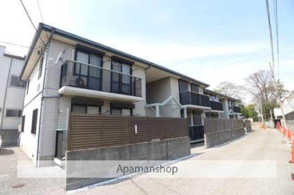千葉県八千代市、京成大和田駅徒歩12分の築22年 2階建の賃貸アパート