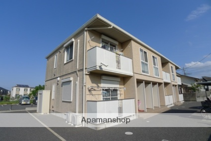 千葉県八千代市、京成大和田駅徒歩14分の築7年 2階建の賃貸アパート