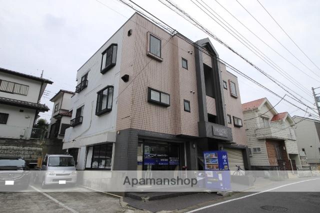 千葉県八千代市、習志野駅徒歩42分の築27年 3階建の賃貸マンション