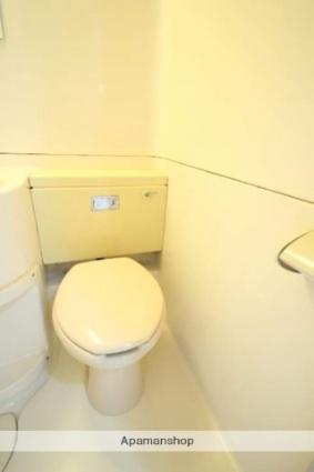 サンライズ多田[1R/17.39m2]のトイレ
