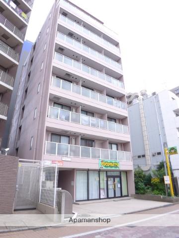 千葉県習志野市、津田沼駅徒歩40分の築18年 8階建の賃貸マンション