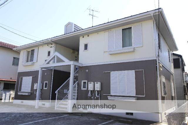 千葉県八千代市、八千代緑が丘駅徒歩18分の築23年 2階建の賃貸アパート