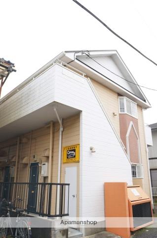 千葉県八千代市、八千代台駅徒歩15分の築25年 2階建の賃貸アパート