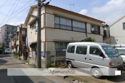 千葉県船橋市、高根木戸駅徒歩3分の築45年 2階建の賃貸アパート