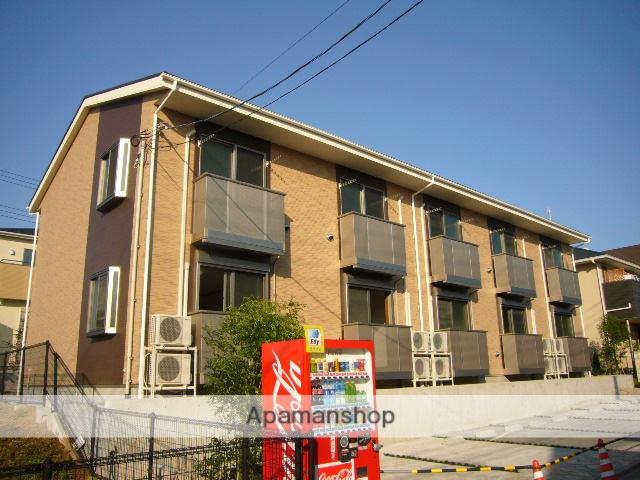 千葉県船橋市、船橋日大前駅徒歩14分の築8年 2階建の賃貸アパート