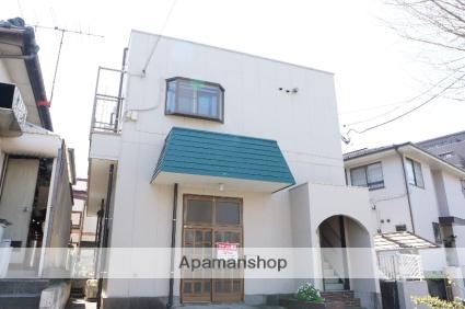 千葉県八千代市、勝田台駅徒歩15分の築29年 2階建の賃貸アパート