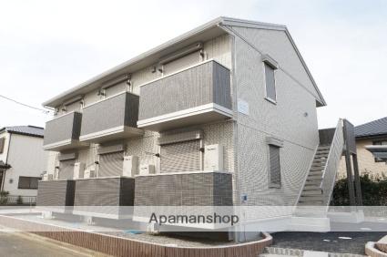 千葉県習志野市、津田沼駅徒歩30分の新築 2階建の賃貸アパート