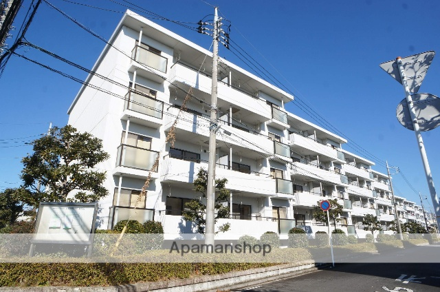 千葉県船橋市、北習志野駅徒歩15分の築25年 4階建の賃貸マンション