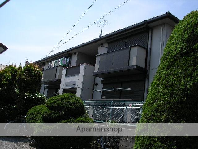 千葉県習志野市、八千代台駅徒歩11分の築20年 2階建の賃貸アパート