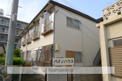千葉県船橋市、高根木戸駅徒歩5分の築40年 2階建の賃貸アパート