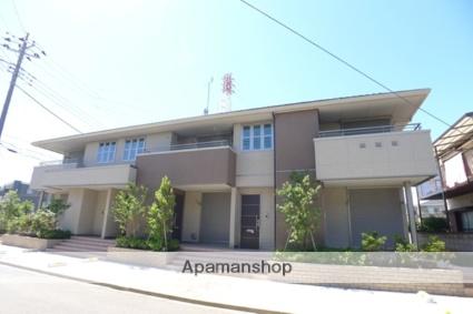 千葉県八千代市、勝田台駅徒歩8分の築3年 2階建の賃貸アパート