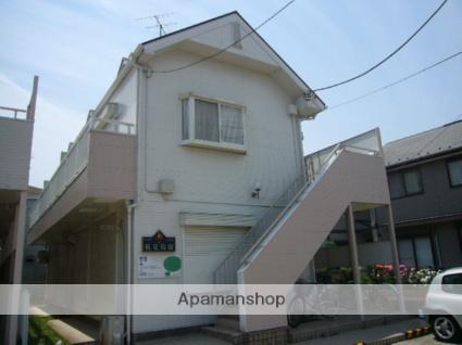 千葉県八千代市、八千代中央駅徒歩5分の築25年 2階建の賃貸アパート