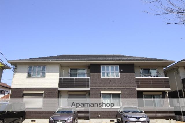 千葉県佐倉市、勝田台駅徒歩9分の築5年 2階建の賃貸アパート