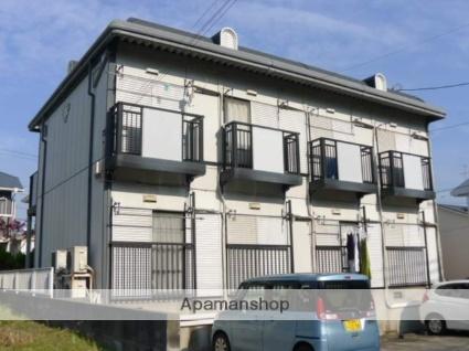 千葉県佐倉市、佐倉駅徒歩10分の築23年 2階建の賃貸アパート