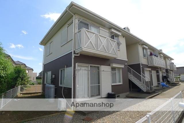 千葉県佐倉市、志津駅徒歩10分の築24年 2階建の賃貸アパート