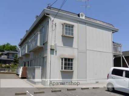 千葉県佐倉市、京成臼井駅徒歩12分の築25年 2階建の賃貸アパート