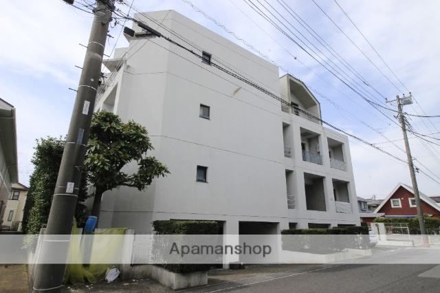 千葉県佐倉市、志津駅徒歩8分の築24年 3階建の賃貸マンション