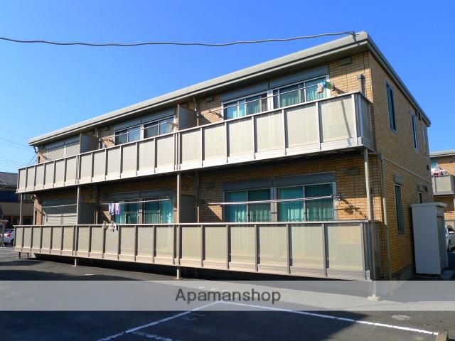 千葉県佐倉市、佐倉駅徒歩5分の築9年 2階建の賃貸アパート