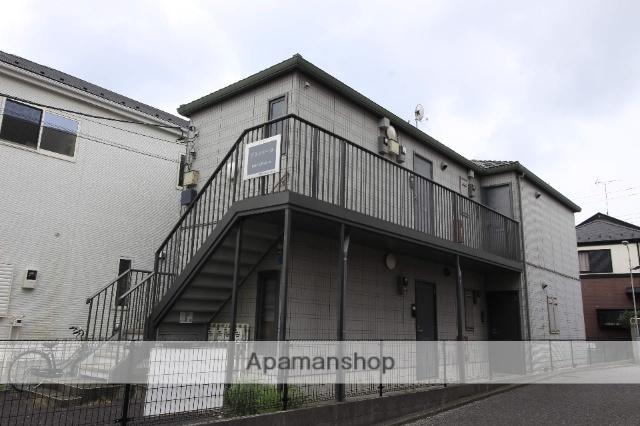 千葉県佐倉市、志津駅徒歩18分の築14年 2階建の賃貸アパート