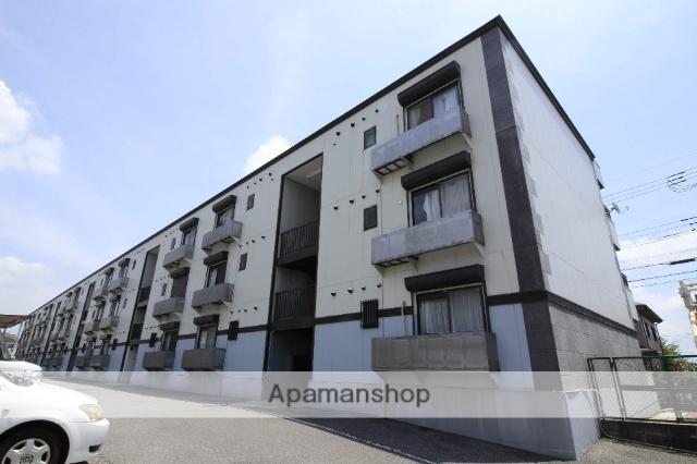 千葉県佐倉市、志津駅徒歩10分の築25年 3階建の賃貸マンション