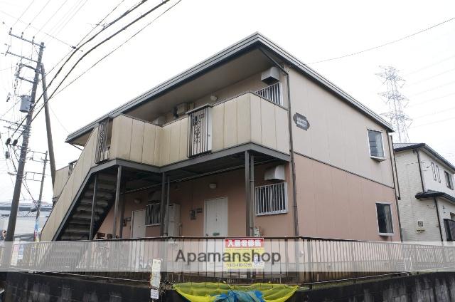 千葉県佐倉市、地区センター駅徒歩11分の築28年 2階建の賃貸アパート