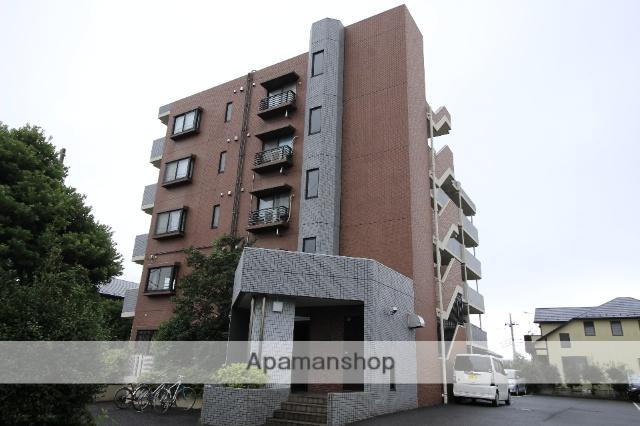 千葉県佐倉市、志津駅徒歩12分の築24年 5階建の賃貸マンション