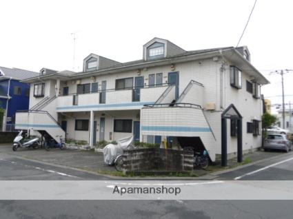 千葉県佐倉市、佐倉駅徒歩6分の築24年 2階建の賃貸アパート