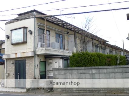 千葉県佐倉市、京成臼井駅徒歩10分の築30年 2階建の賃貸テラスハウス