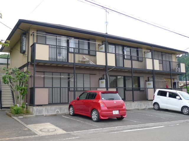 千葉県印旛郡酒々井町、宗吾参道駅徒歩2分の築20年 2階建の賃貸アパート