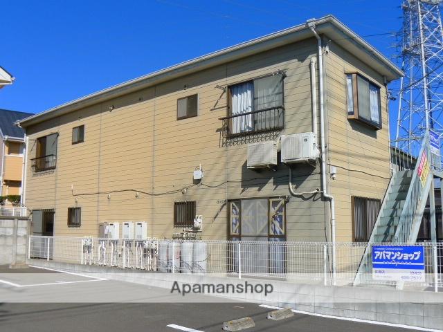 千葉県佐倉市、佐倉駅徒歩19分の築20年 2階建の賃貸アパート