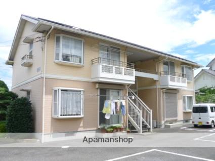 千葉県佐倉市、佐倉駅徒歩16分の築24年 2階建の賃貸アパート