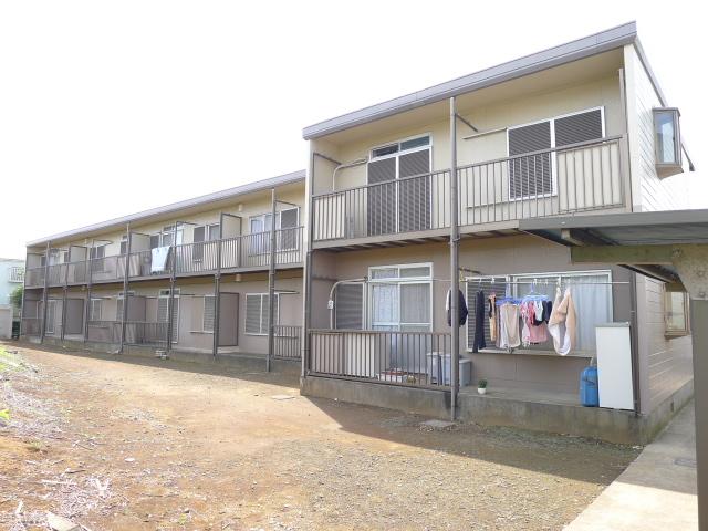 千葉県佐倉市、京成臼井駅徒歩8分の築32年 2階建の賃貸アパート