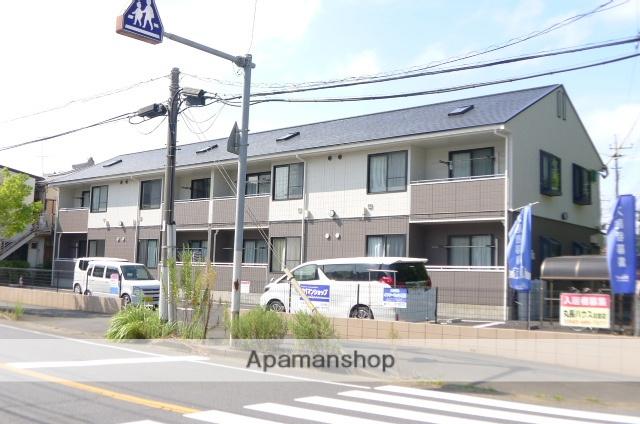 千葉県佐倉市、京成佐倉駅徒歩3分の築24年 2階建の賃貸アパート