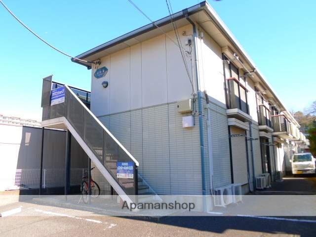 千葉県佐倉市、京成佐倉駅徒歩3分の築22年 2階建の賃貸アパート