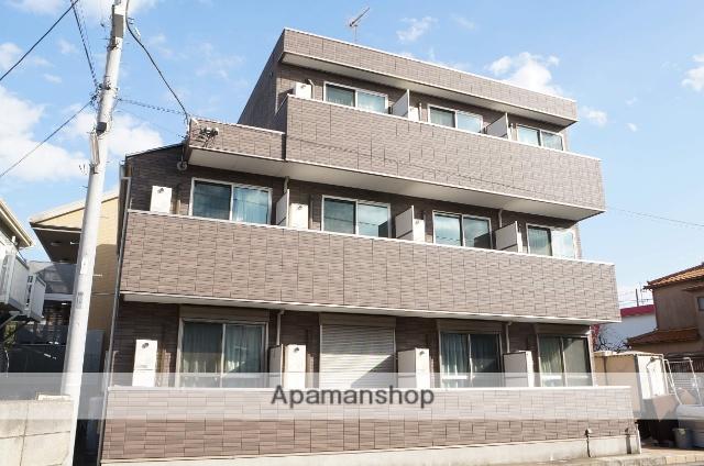 千葉県佐倉市、勝田台駅徒歩8分の築6年 3階建の賃貸マンション