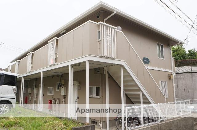 千葉県佐倉市、志津駅徒歩20分の築24年 2階建の賃貸アパート
