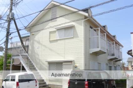 千葉県佐倉市、佐倉駅徒歩6分の築28年 2階建の賃貸アパート