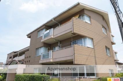 千葉県佐倉市、勝田台駅徒歩13分の築25年 3階建の賃貸マンション