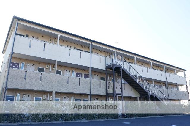 千葉県佐倉市、ユーカリが丘駅徒歩20分の築7年 3階建の賃貸アパート