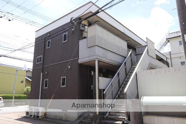 千葉県佐倉市、志津駅徒歩3分の築9年 2階建の賃貸アパート