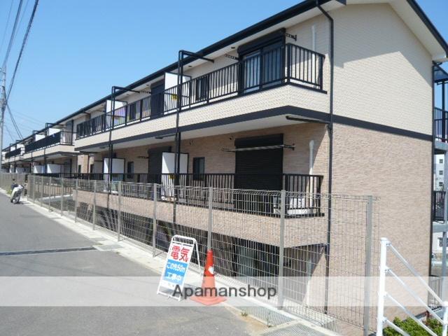 千葉県佐倉市、志津駅徒歩17分の築9年 3階建の賃貸アパート