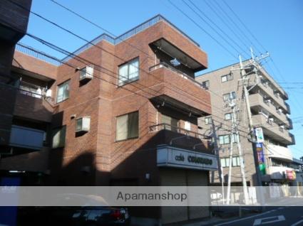 千葉県佐倉市、佐倉駅徒歩2分の築34年 3階建の賃貸マンション
