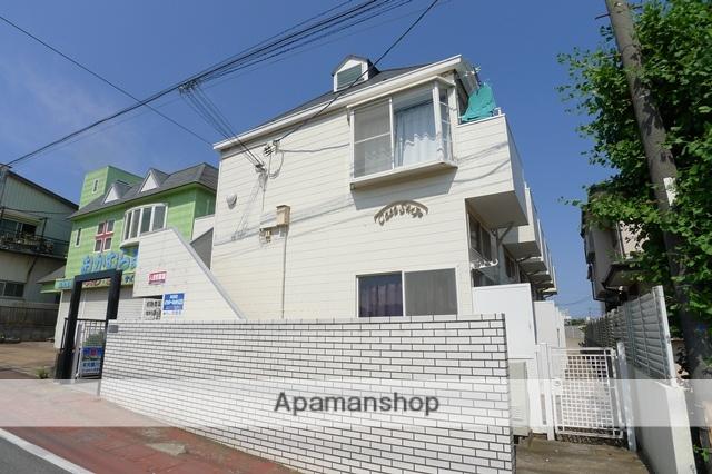 千葉県佐倉市、志津駅徒歩6分の築29年 2階建の賃貸アパート