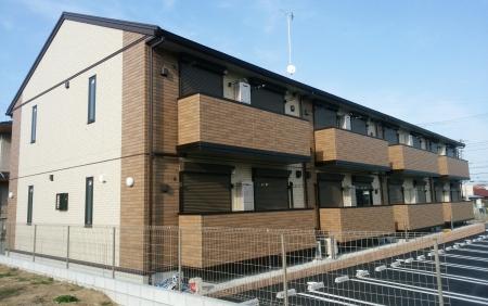 千葉県佐倉市、佐倉駅徒歩7分の新築 2階建の賃貸アパート