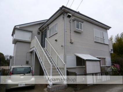 千葉県佐倉市、京成佐倉駅徒歩15分の築24年 2階建の賃貸アパート