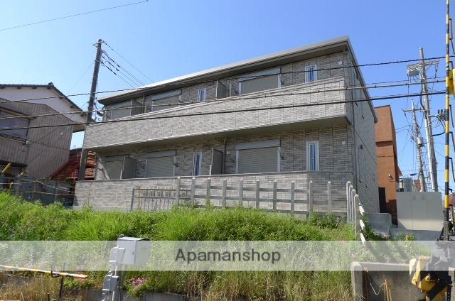 千葉県佐倉市、勝田台駅徒歩1分の築2年 2階建の賃貸アパート