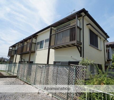 千葉県佐倉市、勝田台駅徒歩4分の築37年 2階建の賃貸アパート