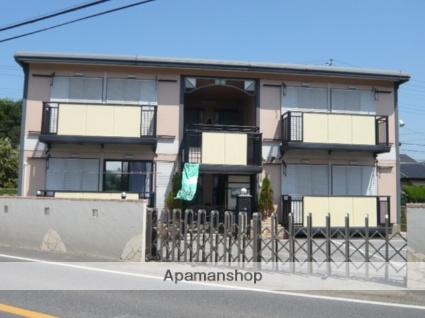千葉県佐倉市、志津駅徒歩10分の築22年 2階建の賃貸アパート