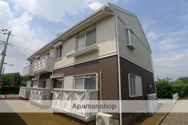 千葉県佐倉市、志津駅徒歩10分の築28年 2階建の賃貸アパート