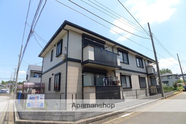 千葉県佐倉市、志津駅徒歩25分の築19年 2階建の賃貸アパート